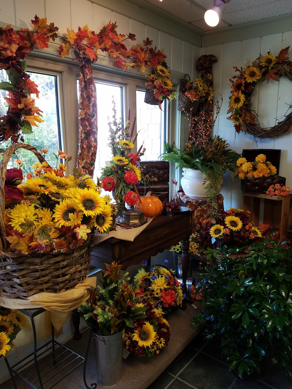 Churchland's Village Flower Shop