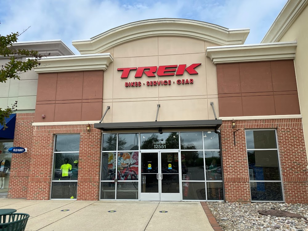 Trek Bicycle Newport News